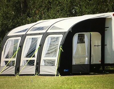 Kampa Rally All Season 390 Caravan Awning
