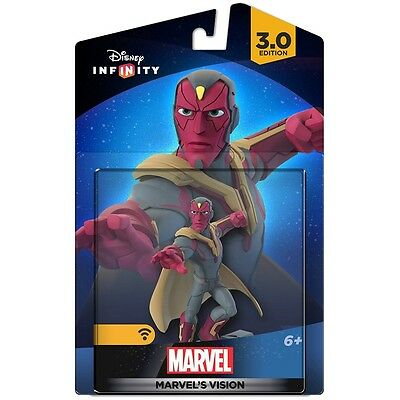 Disney Infinity 3.0 Marvel Vision Figure, PS3, PS4, Xbox 360 - One Figure