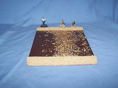 Painted 7 foot River for 15/20/28mm Wargaming