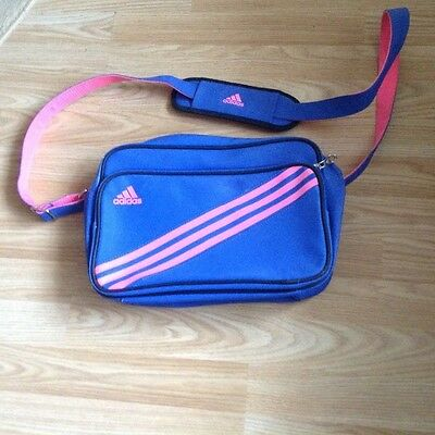 Adidas Sports  Bag Purple And Pink Lovely Look
