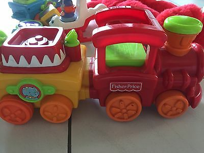 Fisher Price Train and Other Toys