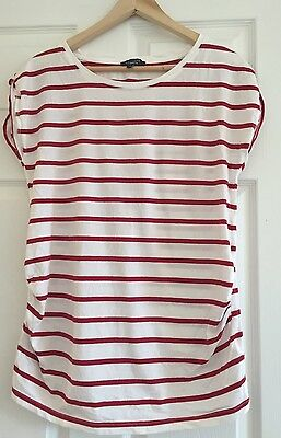 Maternity Striped Tops Size 10 ASOS New Look Next