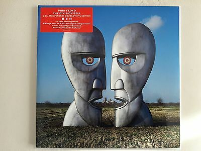 PINK FLOYD - The Division Bell: 20th Anniversary - Vinyl (2xLP) 180g