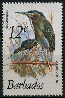 Barbados 1979-83 SG#627, 12c Birds Definitive Used #D43119