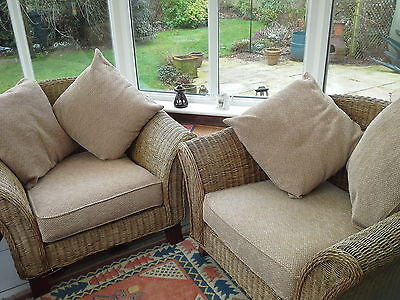 Contemporary Conservatory Furniture, Settee and Chairs