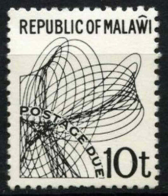 Malawi 1982 SG#D22, 10t Postage Due With Wmk MNH #D42672