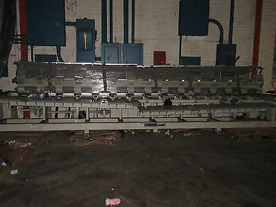 Barudan embroidery machine BENSME-ZN-A15 USED