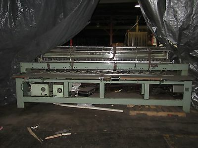 Tajima embroidery machine TMEF-S612 USED