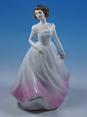 Royal Doulton Lady Figure Figurine Un Named Un Numbered Possible Prototype