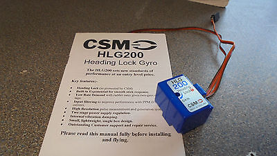 RC CSM HLG 200 Heading Lock Gyro