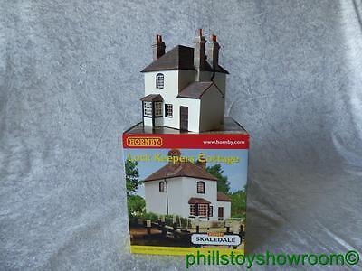 Oo Hornby Skaledale R8654 Lock Keepers Cottage Vgc Boxed Retired Discontinued