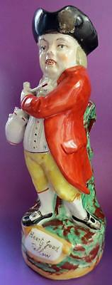 Toby Jug Hearty Good Fellow Large Antique