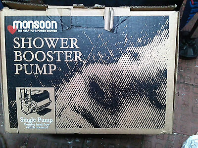 Stuart  Turner    Monsoon High Pressure Shower Booster Pump