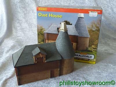 Oo Hornby Skaledale R8568 Oast House Vgc Boxed Retired Discontinued