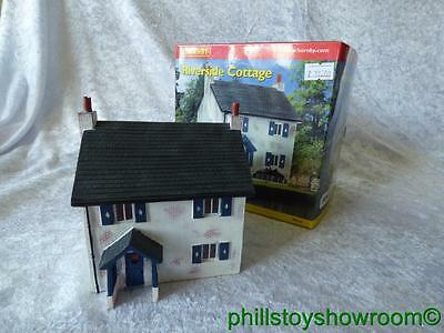 Oo Hornby Skaledale R8514 Riverside Cottage Vgc Boxed Retired Discontinued