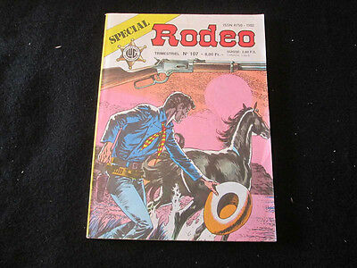 PERIODIQUE - RODEO n°107
