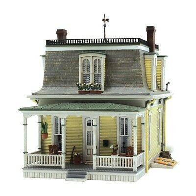 Woodland Scenics [WOO] N Built Up Home Sweet Home Building BR4939 WOOBR4939