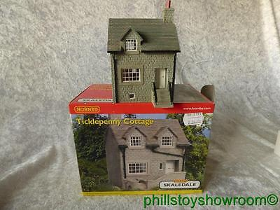 Oo Hornby Skaledale R8550 Ticklepenny Cottage Vgc Boxed Retired Discontinued