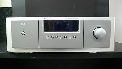 NAD M3 Master series Dual Mono integrated Amplifier - Preowned