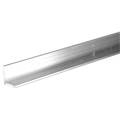 """4 Piece Combo: 1 mm Thick 6061 Aluminum Angle 3"""" x 3"""" x 12"""""""