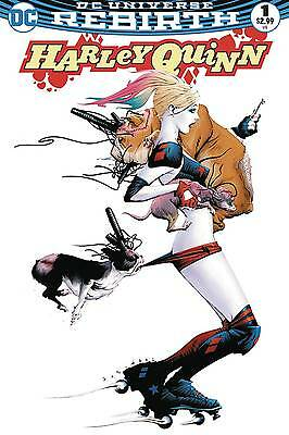 Harley Quinn #1 Dynamic Forces Jae Lee Exclusive Colour Coa Cover Grade 8.0 Vf