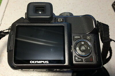 Olympus SP-550UZ Digitalkamera
