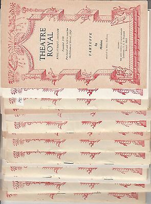 15 BRISTOL Theatre Programmes from 1950