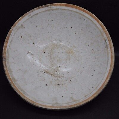 Chinese Pottery Qing Dynasty Rice Bowl 18Th - 19Th Century Ad.