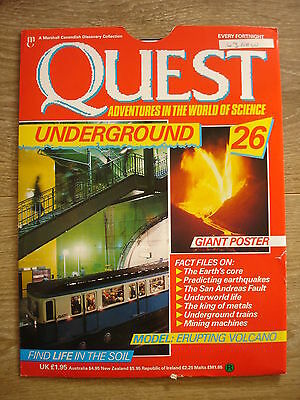 Quest - Adventures in the world of science - Activities from pack # 26