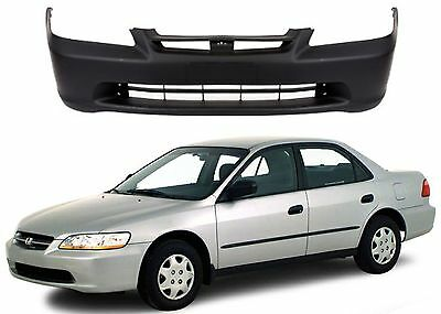 Replacement Front Bumper Cover For 1998-2000 Honda Accord New Free Shipping USA