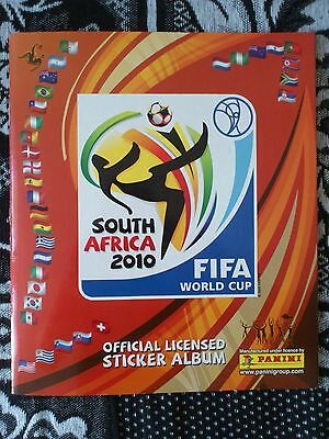 Football Fifa World Cup South Africa Panini 2010 59% Complete Album