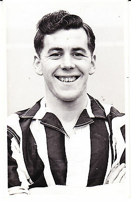 Chester Fc 1940 / 50's Player Photo Billy Foulkes
