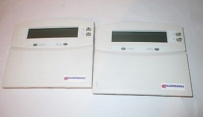 Ge Guardian 600-1020 Touchpad Security Alarm Keypad Lot Of 2