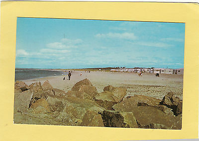 CARAVAN   SITE   &   Beach   -    NAIRN   Highland    ,  SCOTLAND  (R51)