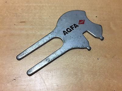 Used - Arreglapiques Golf - AGFA - Divot Tool - Item for Collectors
