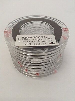 10 Dicing Blades Resin Bonded Diamond 2.250 Silicon Disco Adt K&s