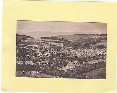 PEEBLES   from  EAST       Borders     ,  SCOTLAND  (S52)