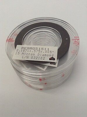10 Dicing Blades Resin Bonded Diamond 2.187 Silicon Disco Adt K&s