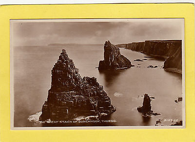 THURSO  GREAT  STACK OF DUNCANSBY  Caithness   -  SCOTLAND    (g22)