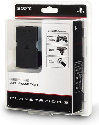 Sony PlayStation 3 AC Adaptor PS3 NEW Charges Compatible USB Hardware