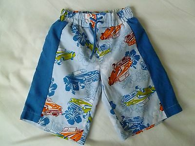 Boys Mothercare Swim Shorts Age 18 - 24 months
