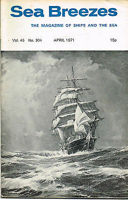 Sea Breezes April 1971 Dominion Line's Chequered History, President Roosevelt Of