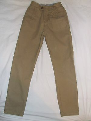 Girls Next beige trousers age 11 years, barely worn, Chinos