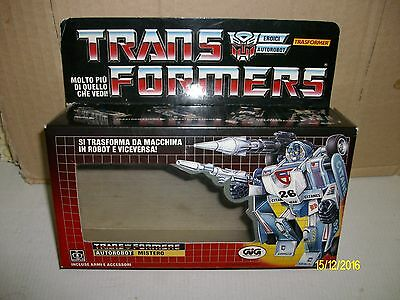 Transformers Mistero / Mirage In Scatola Gig G1
