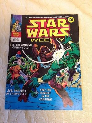 Star Wars Comic - Issue 15 - May 17 1978