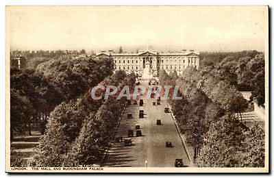 Grande Bretagne Londres London CPA The mall and Buckingham palace