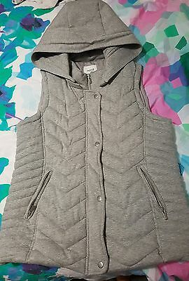 Seed womens vest - size 12, as new