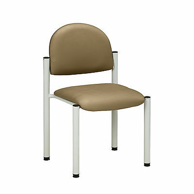 Gray Frame Chair with no arms-Willow  1 ea