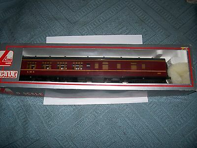 Lima O Gauge Lms Mark 1 Carriage
