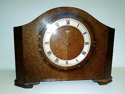Smiths setric mantel clock for spares or repair